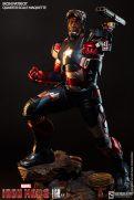 Iron Patriot Quarter Scale Maquette - mask up