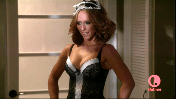 Jennifer Love Hewitt - maid