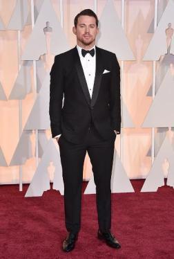 Oscars 2015 Channing Tatum