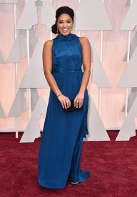 Oscars 2015 - Gina Rodriguez