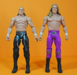 Triple H Basic Summerslam Heritage figure - with Elite 23