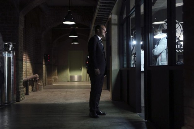 Agents of SHIELD - Love in the Time of Hydra -Coulson