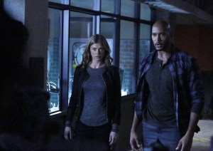 Agents of Shield -Who You Really Are - Bobbi and Mac