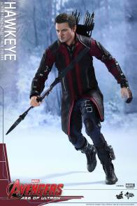 Avengers Age of Ultron Hawkeye figure - running with bow