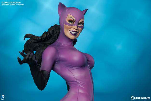 Catwoman premium format figure Sideshow - come get it