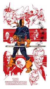 Deathstroke the Terminator George Perez Teen Titans