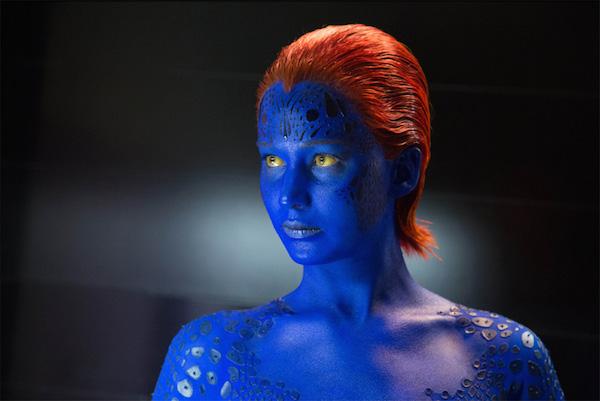 Jennifer Lawrence as Mystique X-Men