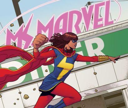 Ms. Marvel Kamala