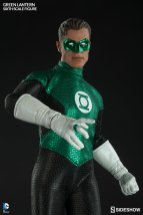 Sideshow Collectibles - Green Lantern Sixth Scale figure - reaching