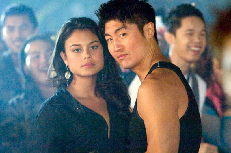The Fast and Furious Tokyo Drift - Natahlie Kelley and Brian Tee