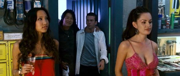 The Fast and Furious Tokyo Drift - Sung Kang, Lucas Black and Caroline de Souza Correa_001