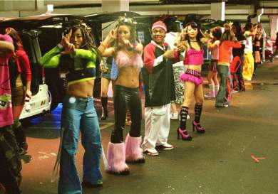 The Fast and Furious Tokyo Drift - Twink with hot girls