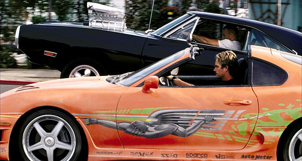 Image result for the fast and the furious 2001 movie