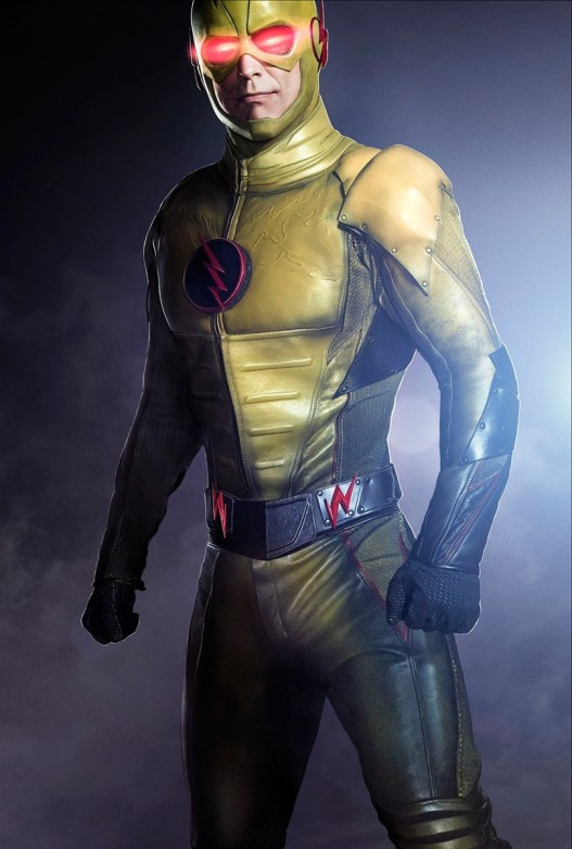 The Flash CW - reverse-flash
