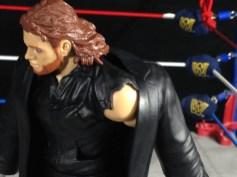 The Undertaker Wrestlemania Heritage - jacket issues