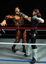 The Undertaker - Wrestlemania The Streak - vs Giant Gonzalez -punching