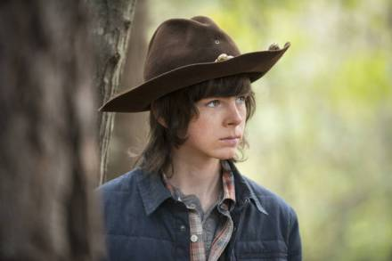 The Walking Dead - Try - Carl