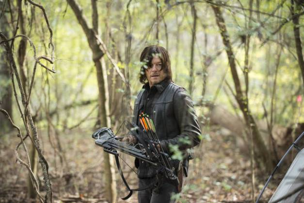 The Walking Dead - Try - Daryl hunting