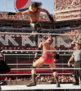 Wrestlemania 31 -super RKO