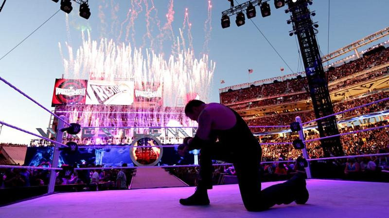 Wrestlemania 31 - The Undertaker wins