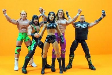WWE Elite 33 X-Pac -DX pose