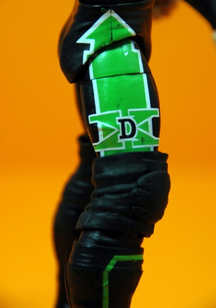 WWE Elite 33 X-Pac -right side DX leg