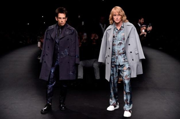 Zoolander 2 At The Paris Fashion Week