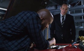 Agents of SHIELD - One Door Closes - Coulson questions Mack