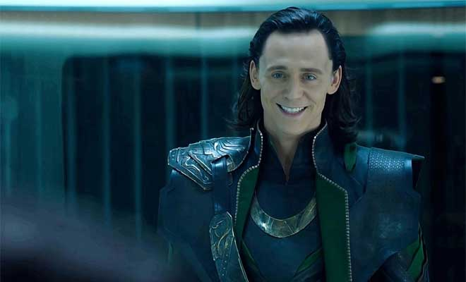 avengers 2012 - loki tom hiddleston