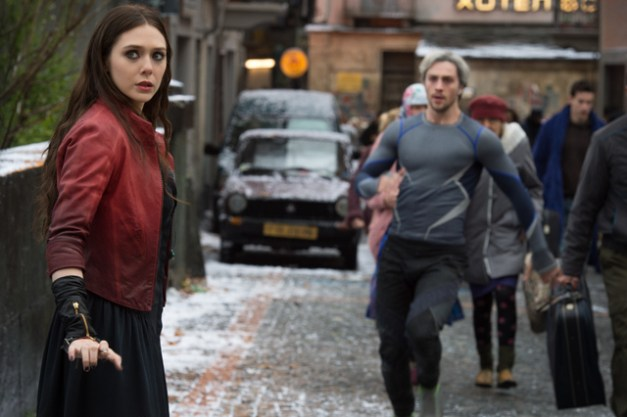 Avengers - Age of Ultron - Scarlet Witch and Quicksilver
