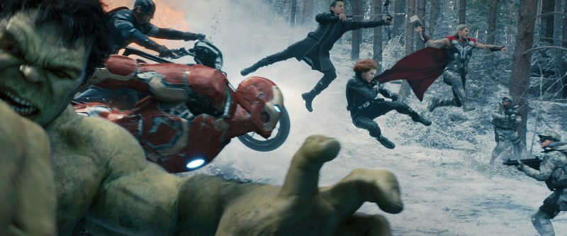 Avengers - Age of Ultron - The Avengers