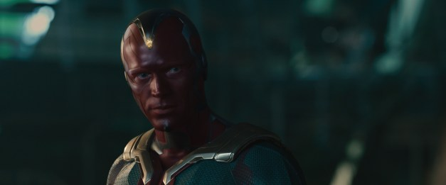 Avengers - Age of Ultron - The Vision
