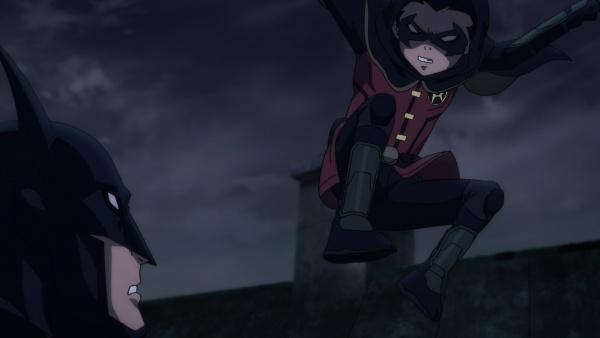 Batman vs Robin- Batman and Robin