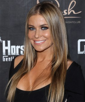 Carmen Electra - long hair