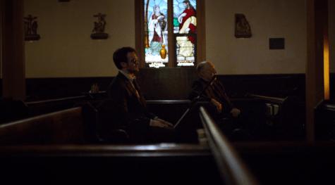 Daredevil Ep. 9 - Speak of the Devil - Matt and Father Loman