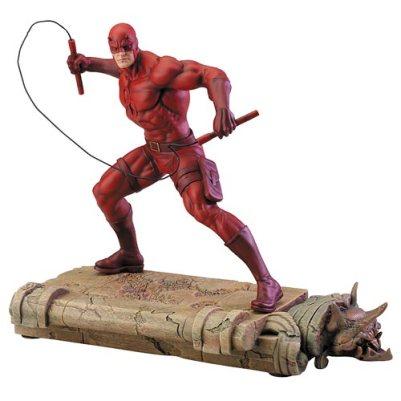 Daredevil statue