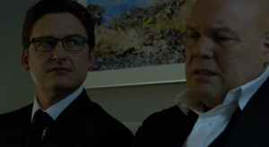 Daredevil - The Path of the Righteous - Wesley and Fisk