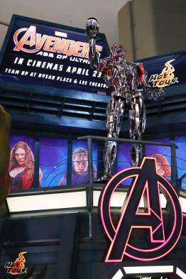 Hot Toys Asia tour - Ultron Prime