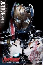 Hot Toys Avengers Age of Ultron - Ultron Mark 1 - main profile