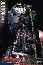 Hot Toys Avengers Age of Ultron - Ultron Mark 1 - rear head