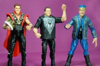 Jerry Lawler figure Basic 49 - Mattel - Elite 18, Basic 46, Jakks Titantron