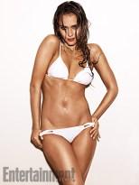Jessica-Alba - EW magazine bikini