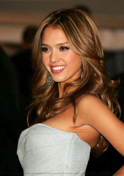 Jessica-Alba -hair