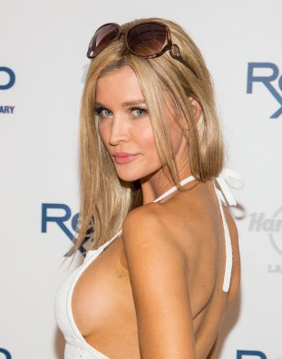 Joanna Krupa - side shot