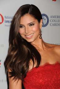 Roselyn Sanchez - red dress