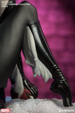 Sideshow - Black Cat - J Scott Campbell statue - legs