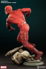 Sideshow Collectibles Daredevil premium format - left side
