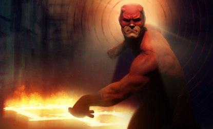 Sideshow Collectibles Daredevil premium format - main pic