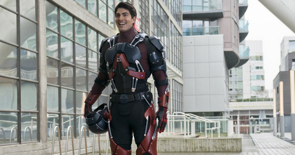 The Flash - All-Star Team Up - Atom arrives