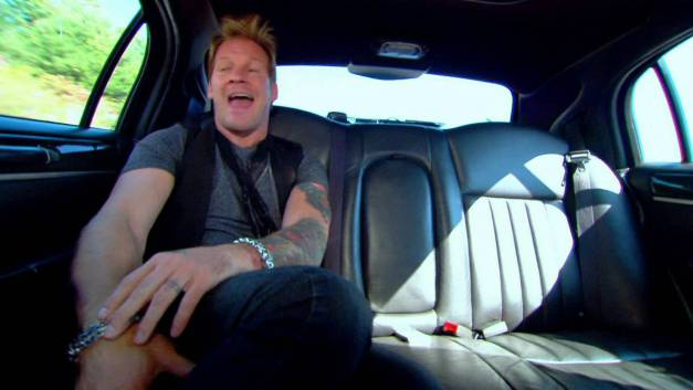 The Road is Jericho - Jericho in the limo